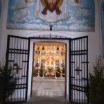 08.01.2019 г. Рождественское убранство храма.