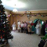 08.01.2019 г. Воскресная школа. Рождественская ёлка.